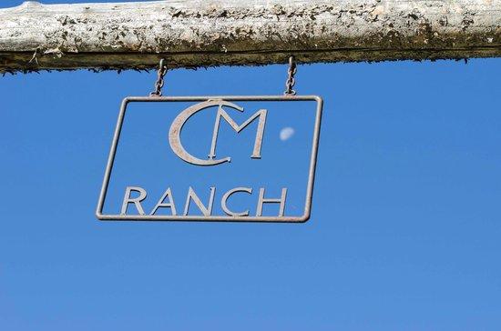 CM Ranch Entrance