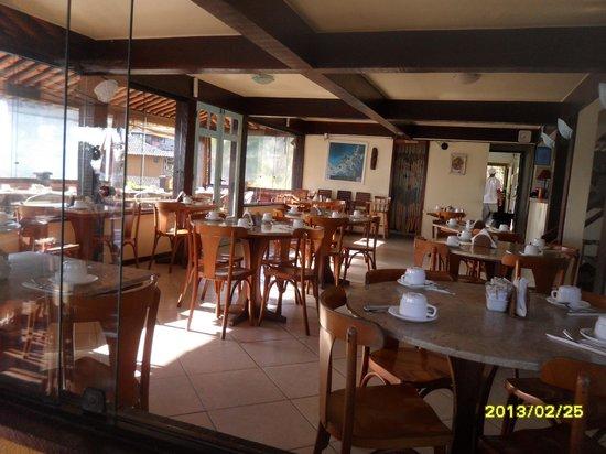 La Boheme Hotel e Apart Hotel : comedor
