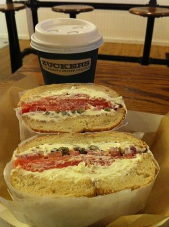Zucker's Bagels Grand Central