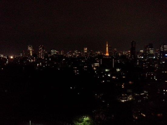 Grand Prince Hotel Takanawa : Night View
