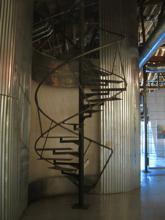 MonOrchid Downtown Phoenix Arts Collaboration: Spiral staircase