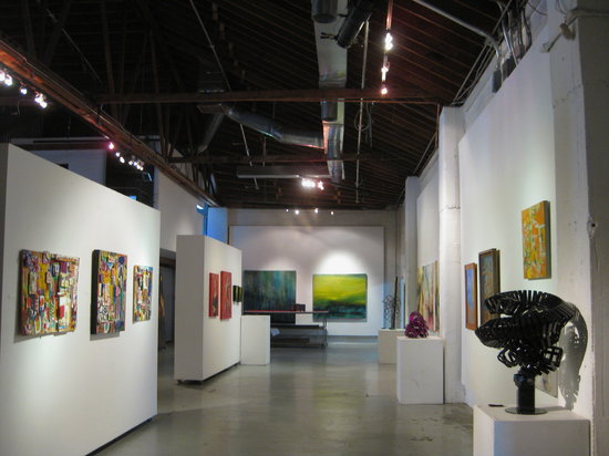 MonOrchid Downtown Phoenix Arts Collaboration: Art show-paintings & sculpture
