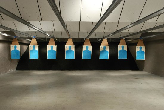 Stone Hart's Gun Club & Indoor Range