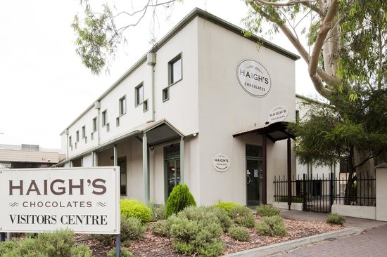 Haigh's Chocolates Visitor Centre