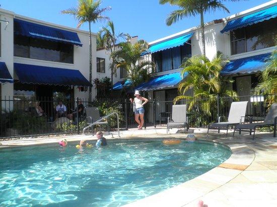 Noosa Place Resort: POOL