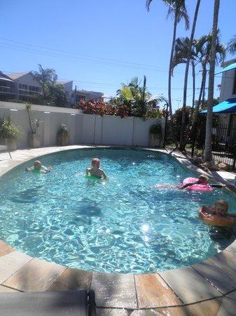 Noosa Place Resort : POOL