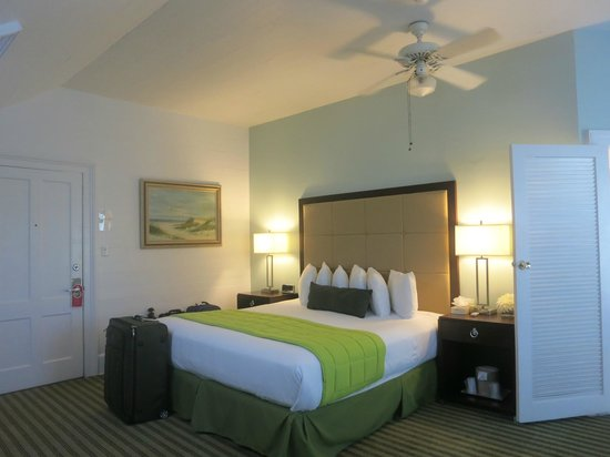 Cypress House Hotel : Key West: Bright rooms with Key West charm