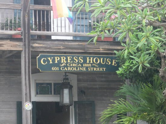 Cypress House Hotel : Key West: We loved Cypress House!