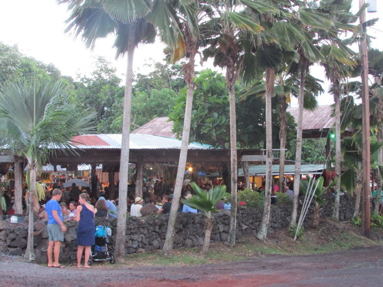 Kalapana, HI: Aloha Tuesday Tours shuttles to Kava Bar