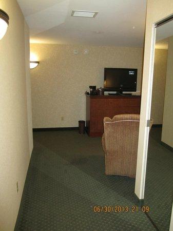 Drury Inn & Suites Meridian : The sitting area