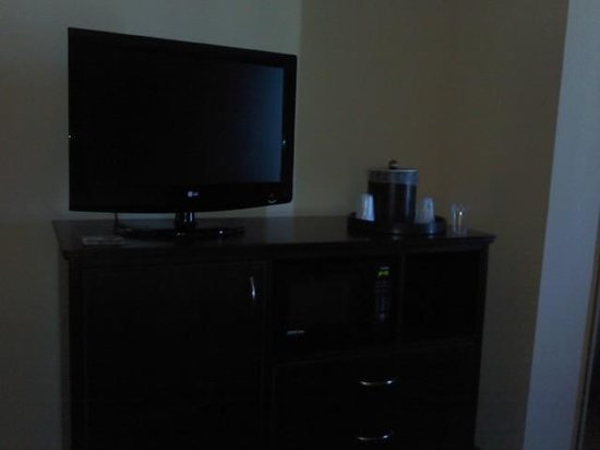 Comfort Suites Plano: tv