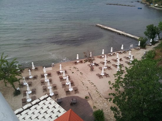 Santa Marina Holiday Village : Beach.. the old one, now they have another one