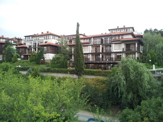 Santa Marina Holiday Village: From the brigde