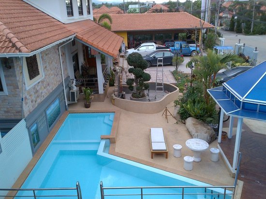 Chayadol Boutique Resort: View from room