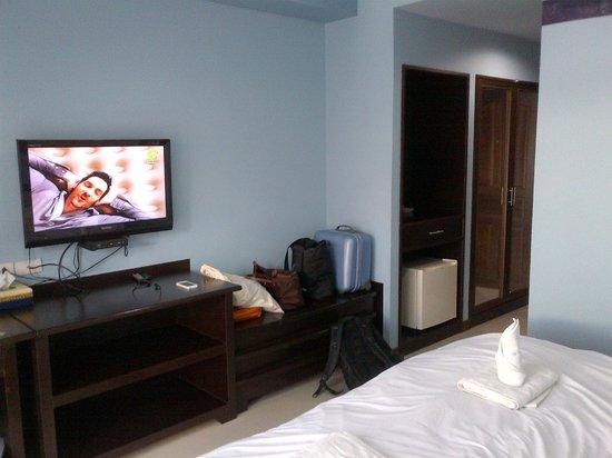 Chayadol Boutique Resort: Room