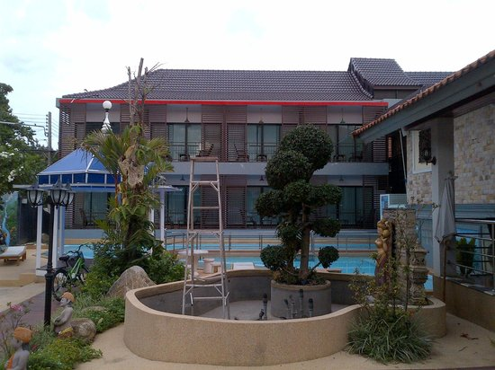 Chayadol Boutique Resort: Hotel