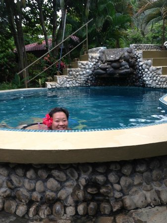Sandpiper Hotel: Cooling off