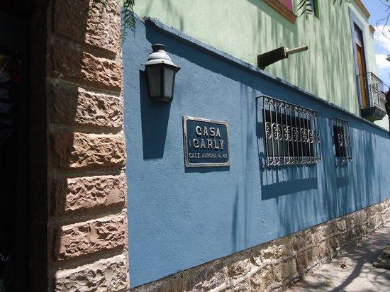 Casa Carly: Fachada