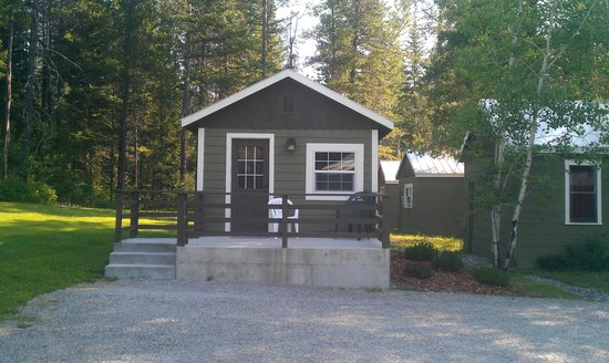 Evergreen Motel: columbia cabin