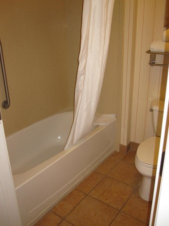 Homewood Suites by Hilton Las Vegas Airport: Bedroom 2 - Toilet/Shower