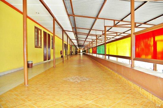 Seri Ratu Hotel & Spa: second floor