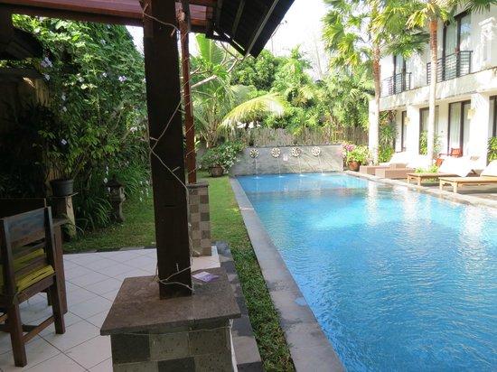 Puri Maharani Boutique Hotel & Spa: piscine