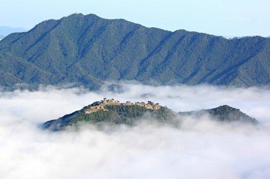 竹田城(竹田城跡)の画像 - 観光名所の写真
