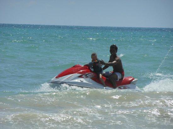 Caribbean World Palma Djerba : Watersport