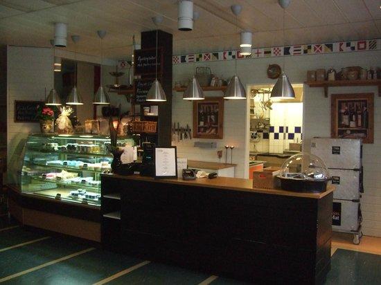 Moas Mat: Butik för avhämtning av lunchlådor