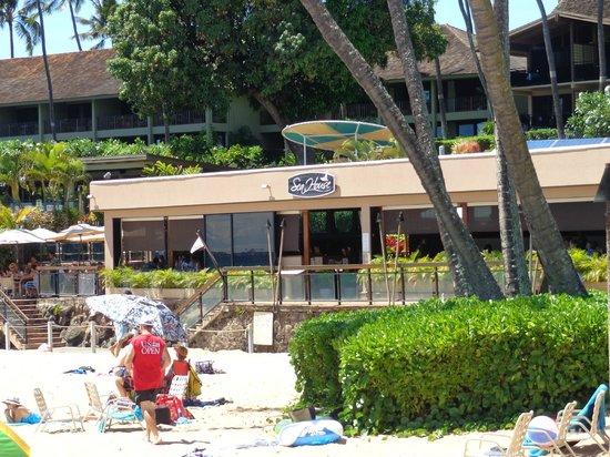 Sea House Restaurant Lahaina Maui Hawaii