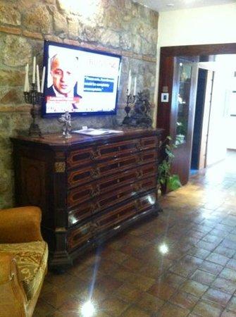 La Plumeria Hotel : Lobby