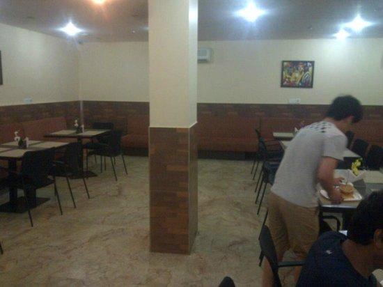 Hotel Vedas Heritage: Breakfast Area