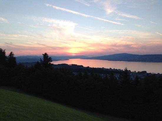 LUEGETEN: Sunset