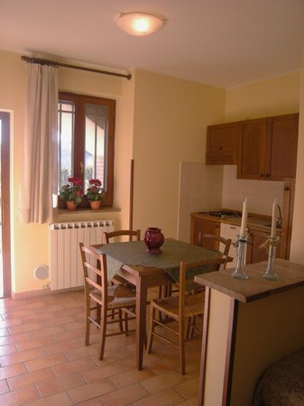 Casa Vacanze Nonna Vittoria : Cucina appartamento 7-8