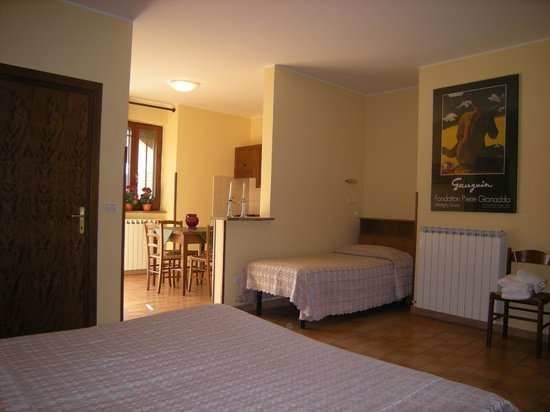Casa Vacanze Nonna Vittoria : Appartamento 8
