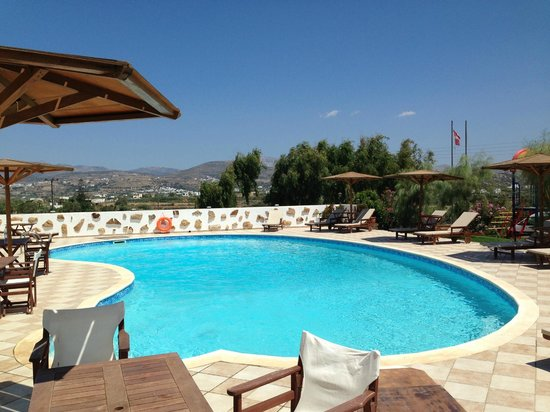 Naxos Kalimera Hotel: Pool