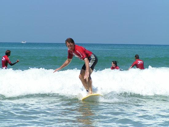 Ecole de surf Jo Moraiz - Day Classes : surf