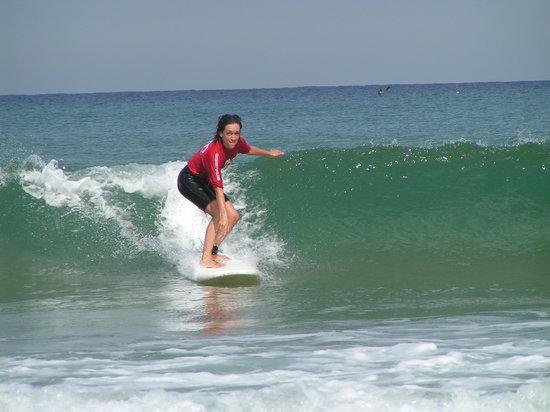 Ecole de surf Jo Moraiz - Day Classes : surf class