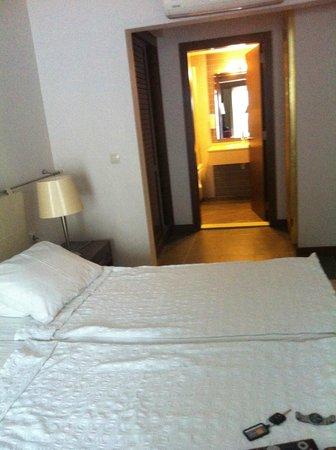 Hotel Mavi Kumsal: Klüp evi