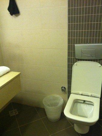 Hotel Mavi Kumsal: Tuvalet