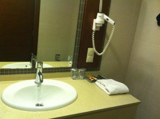 Hotel Mavi Kumsal: Banyo