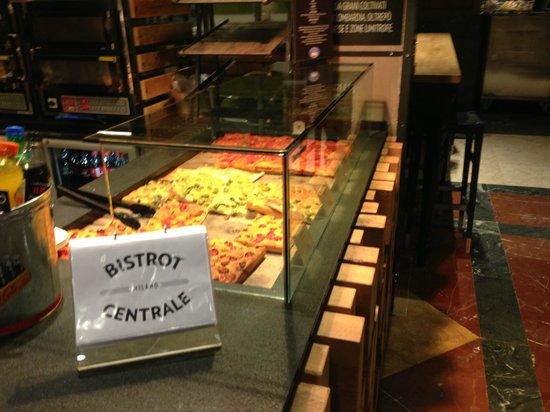 Bistrot Centrale Milan Stazione Centrale Restaurant