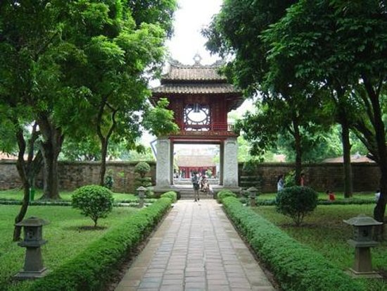 Hanoi Serendipity Hotel: Place to Visit - Temple of Literature