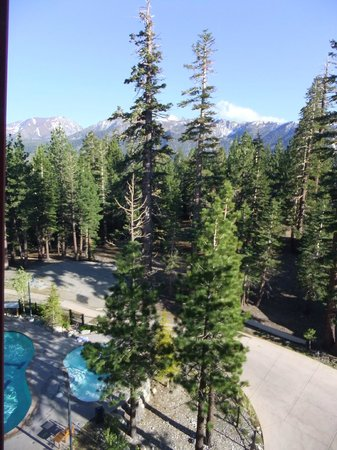 Westin Monache Resort Mammoth: Beautiful view from our room
