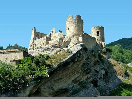 Castello Medioevale Cleto
