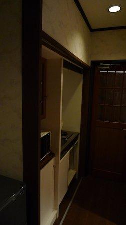 Hotel Asamagaoka : ミニキッチン