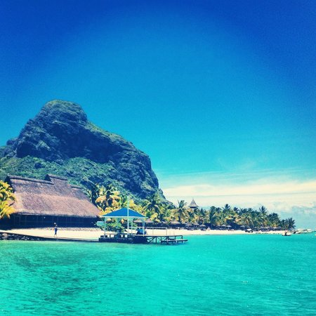 Paradis Beachcomber Golf Resort & Spa : Le Morne