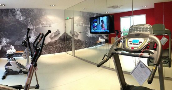 Salle Fitness Photo De Hipark By Adagio Marseille Tripadvisor