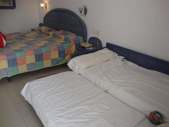 Hotel ATH Roquetas de Mar: habitacion 221