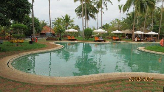 The Swimming Pool Picture Of The Raviz Resort Spa Kadavu Kozhikode Tripadvisor